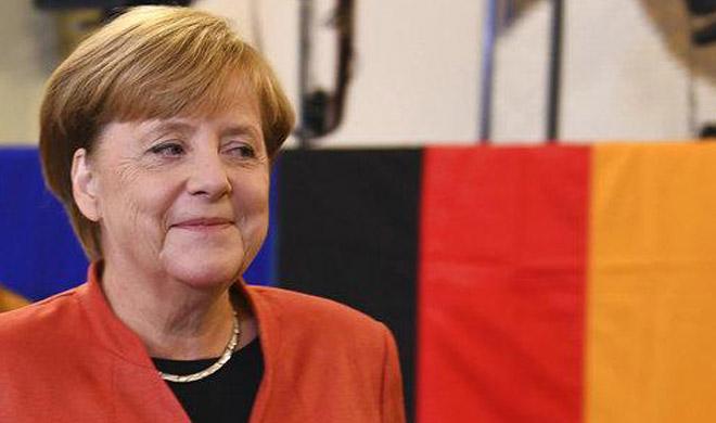 Angela Merkel - India TV