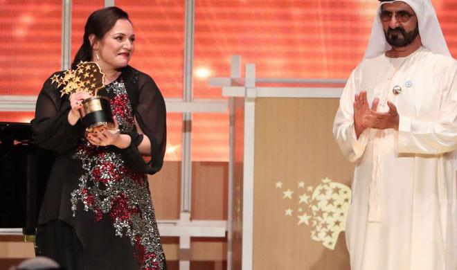 British teacher wins USD 1 mn global best teacher award in...- India TV
