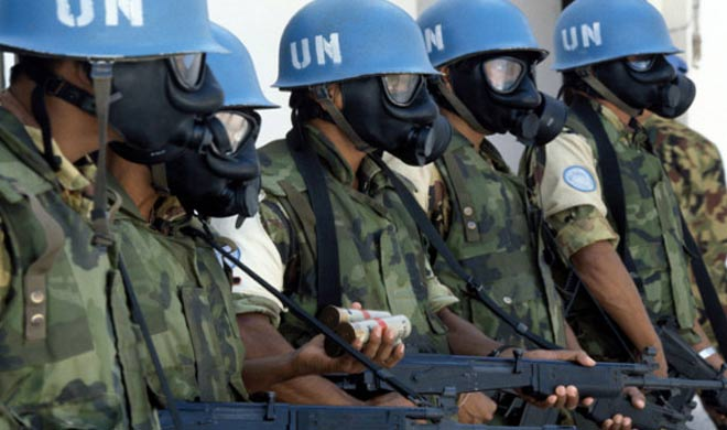 138 complaints filed against the peacekeepers in a year- Khabar IndiaTV