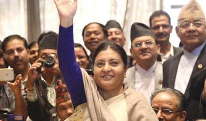 Vidya Devi Bhandari - Khabar IndiaTV