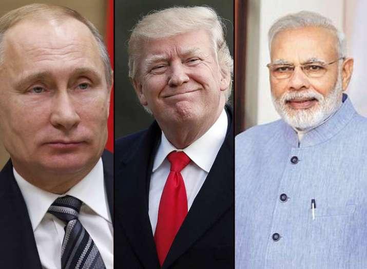 Modi, Putin, Trump among TIME most influential people...- India TV