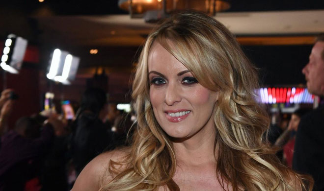 porn star stormy daniels shares memory spent with...- India TV
