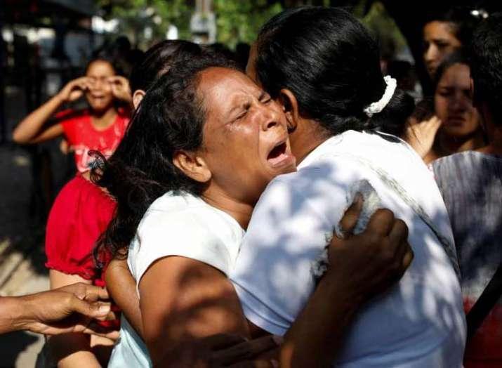 Venezuela Prisoners try to flee 68 dead in police...- India TV