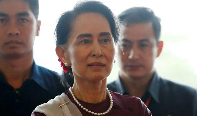Crimes against Humanity Lawyers in Australia sue Suu Kyi- India TV