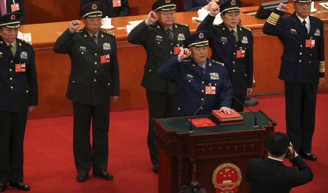 China missile commander becomes new defense minister- India TV