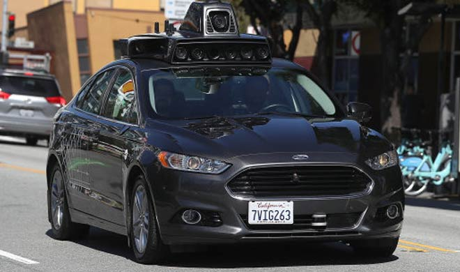 Self-driving car kills pedestrian for the first time- India TV