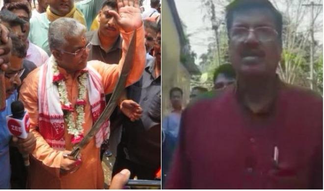 बीजेपी बंगाल अध्यक्ष...- India TV