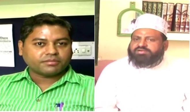 अर्शद मंसूरी और...- India TV