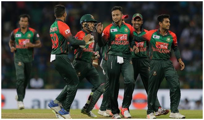 बांग्लादेश टीम- India TV