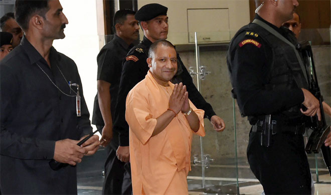 UP bypoll results not referendum on BJP's policies, says Yogi Adityanath | PTI Photo- India TV