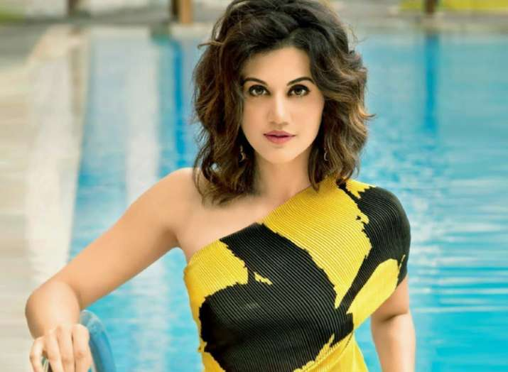 Taapsee Pannu- India TV