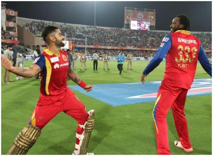 विराट कोहली और क्रिस...- India TV