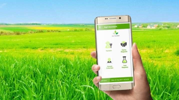 agri app- India TV Paisa
