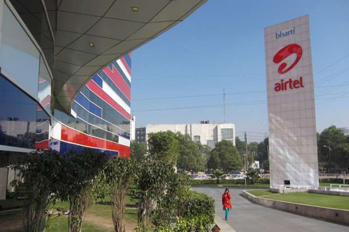 bharti airtel- India TV Paisa