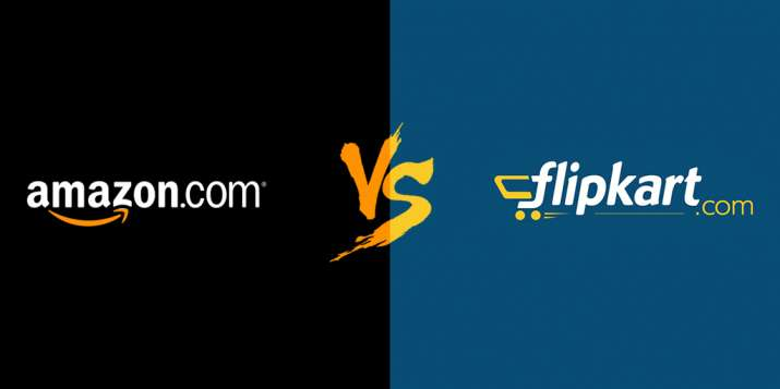 Amazon may offer to buy Flipkart while talks is on with Walmart- India TV Paisa
