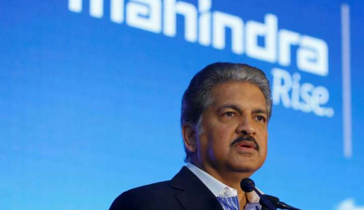 Anand Mahindra - India TV Paisa