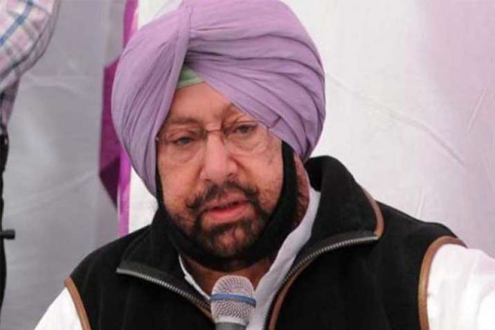 Amrinder singh cabinet expansion in punjab- India TV
