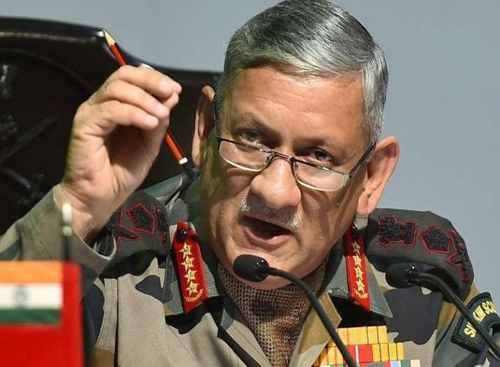 army chief bipin rawat- Khabar IndiaTV