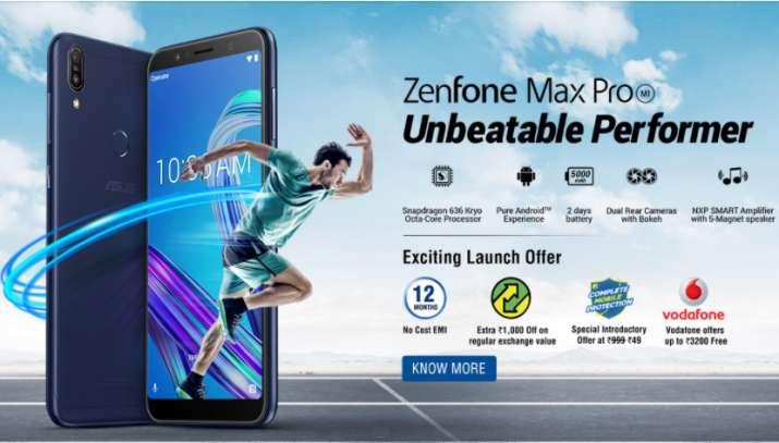 Asus ZenFone Max Pro M1- India TV Paisa