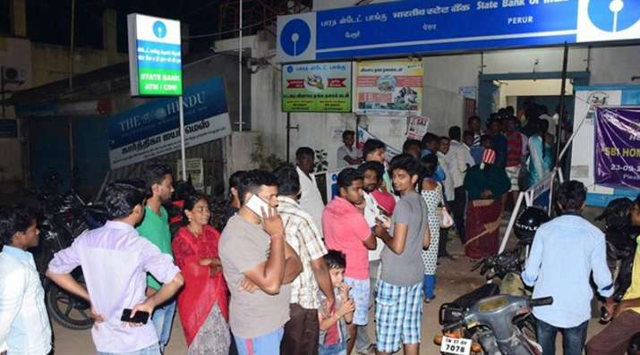 ATM Cash crunch- IndiaTV Paisa