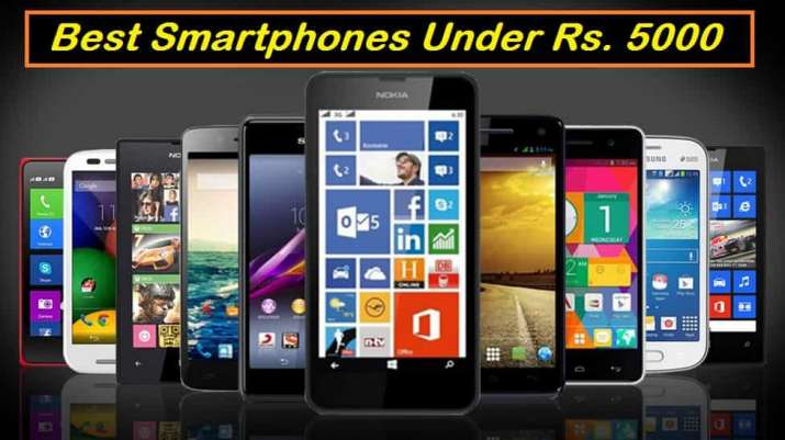 Best Smartphones Under Rs 5000- IndiaTV Paisa