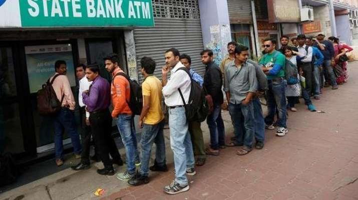 cash crunch- India TV Paisa