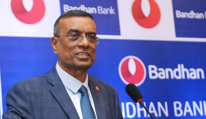 Bandhan Bank reappoints Chandra Shekhar Ghosh - IndiaTV Paisa