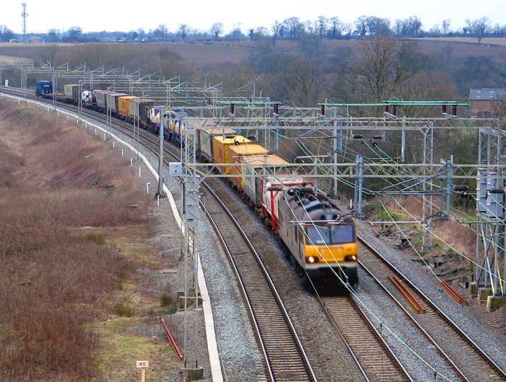Container Train- India TV Paisa