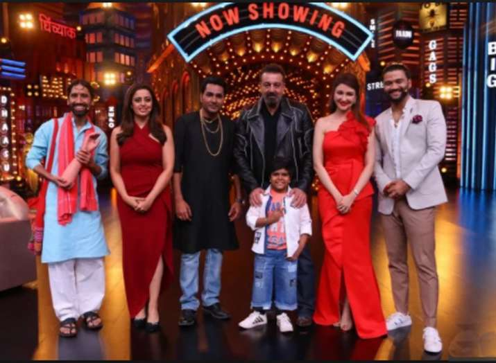 एंटरटेनमेंट की रात- India TV