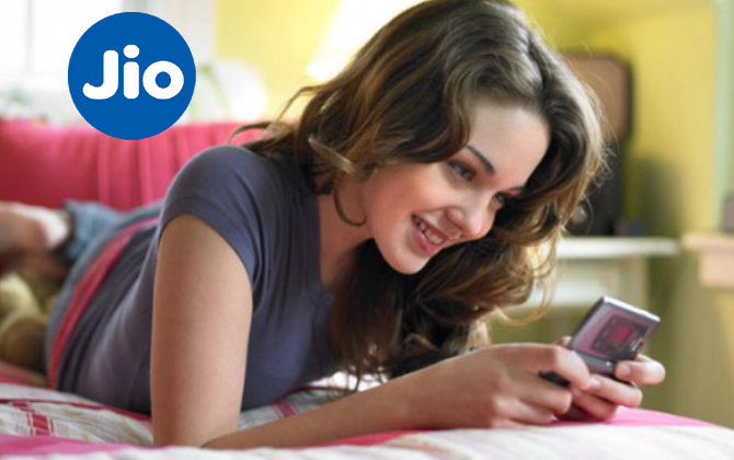 Jio Offers Free 112GB Data- India TV Paisa