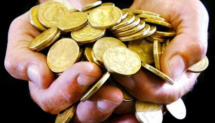 gold coin- India TV Paisa