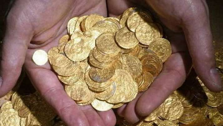 gold coin- India TV Paisa