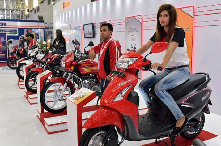 Hero Motocorp rise price of motorcycles and scooters- India TV Paisa
