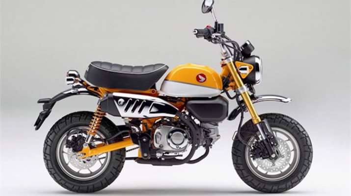 Honda Monkey bike returns with a 125cc motor- India TV