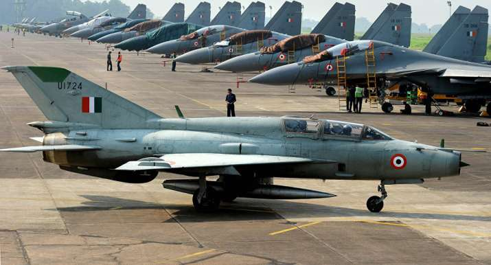 Indian Air Force begins process to procure 110 fighter jets worth $15 billion- India TV