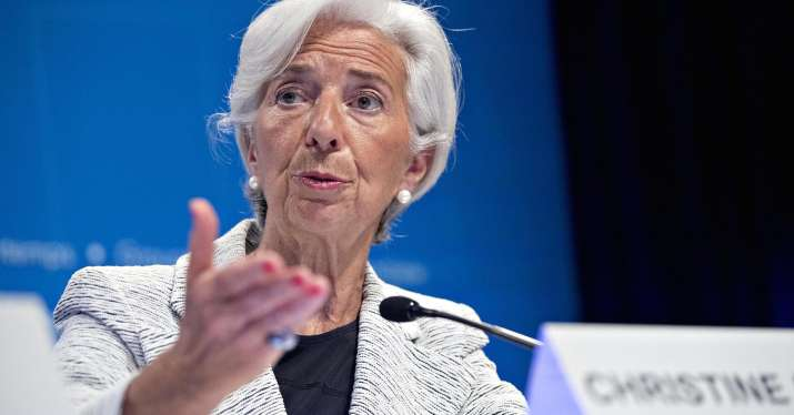 IMF Christine Lagarde- IndiaTV Paisa