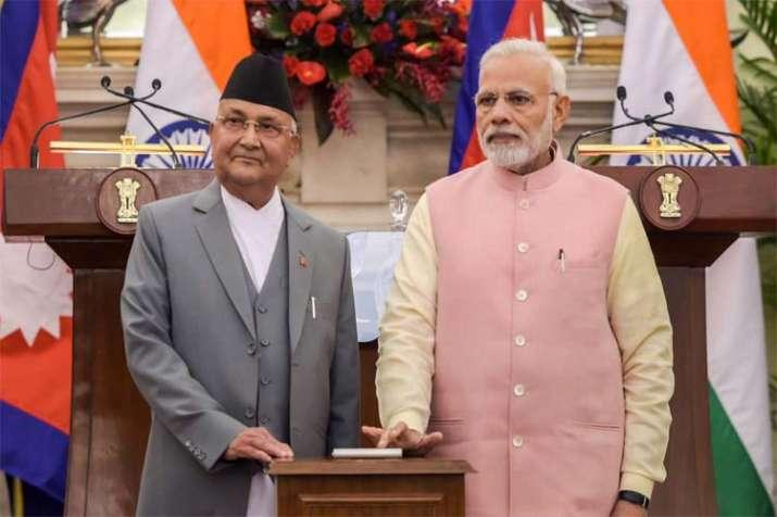 India and Nepal- India TV