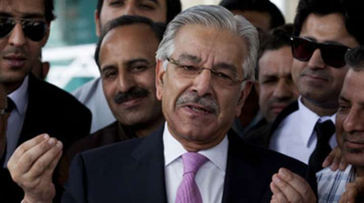 India trying to resolve Kashmir through barrel of gun, says Khawaja Asif | AP Photo- India TV