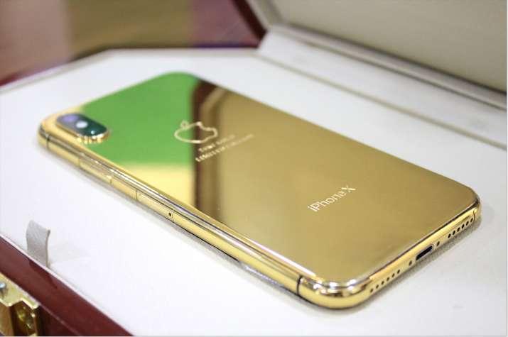 iphone x gold- India TV Paisa