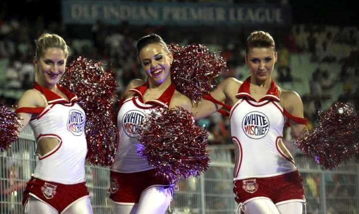 IPL 2018 Cheerleaders- India TV Paisa