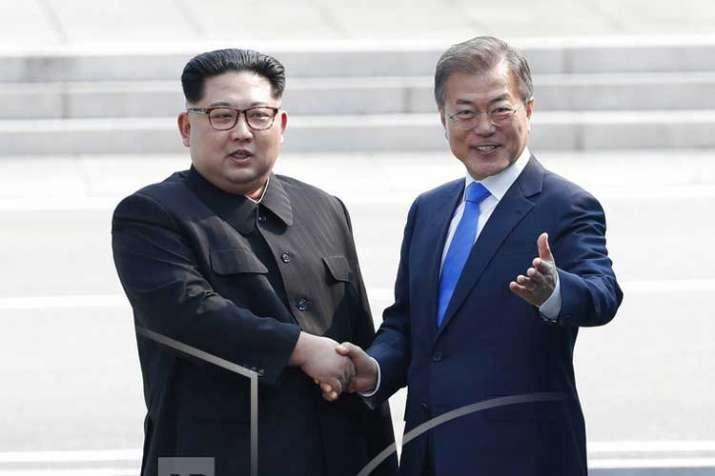 North Korea's Kim Jong-un crosses into South Korea- India TV