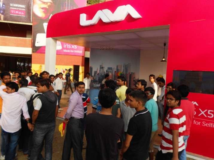 lava service centre- India TV Paisa