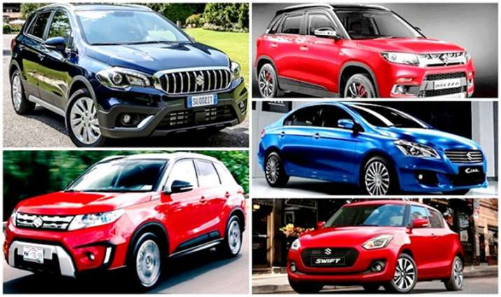 Record sale of Maruti Cars in 2017-18- India TV Paisa