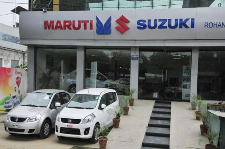 maruti suzuki- India TV Paisa