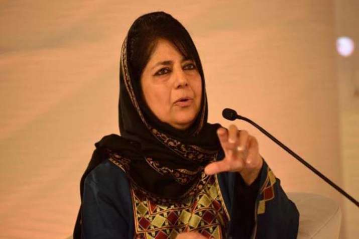 BJP asks its ministers to resign to bring in new faces in CM Mehbooba Mufti's Cabinet- Khabar IndiaTV