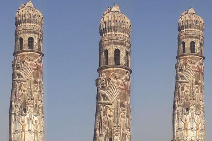 lanka minar in up- India TV