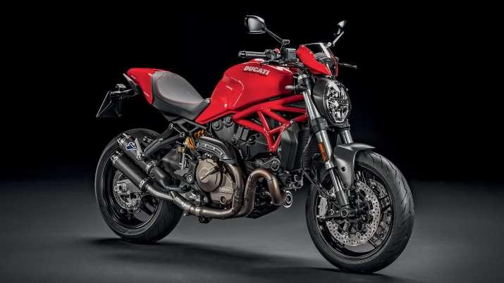 Ducati Monster 821 2018- IndiaTV Paisa