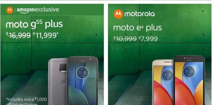 moto phone - India TV Paisa