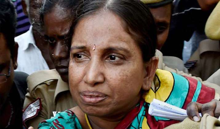 Madras High Court dismisses Nalini's petition for release- India TV