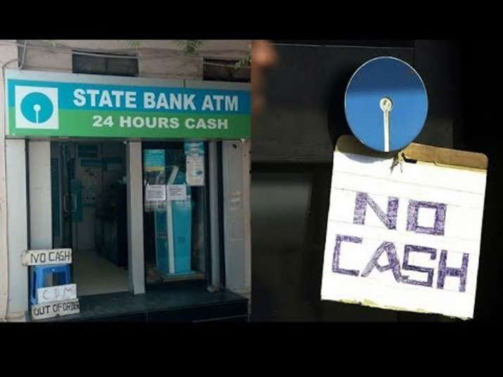 MoS finance says on Cash shortage in ATMs- IndiaTV Paisa